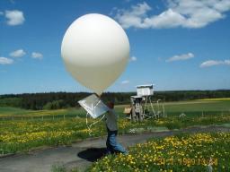 balon meteo
