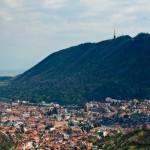 Brașov primăvara. Credit foto: Horia Varlan